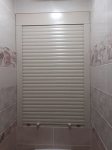 жалюзи туалет